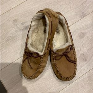 UGG loafers - size 10